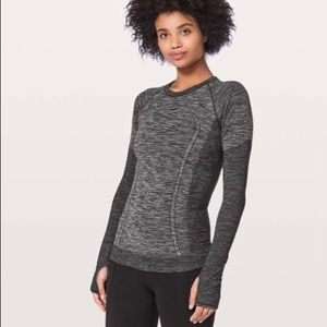 Lululemon Swiftly Wool Pullover